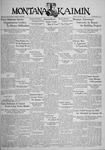 The Montana Kaimin, January 7, 1936