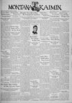 The Montana Kaimin, January 10, 1936