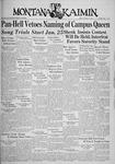 The Montana Kaimin, January 17, 1936