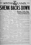 The Montana Kaimin, January 17, 1936 - Extra