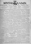 The Montana Kaimin, January 28, 1936