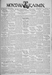 The Montana Kaimin, February 4, 1936