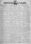 The Montana Kaimin, February 7, 1936