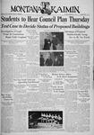 The Montana Kaimin, February 11, 1936