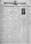 The Montana Kaimin, February 14, 1936