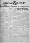 The Montana Kaimin, February 18, 1936