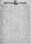 The Montana Kaimin, March 6, 1936