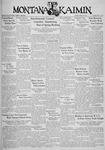 The Montana Kaimin, March 10, 1936