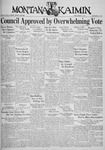 The Montana Kaimin, March 13, 1936