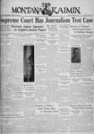 The Montana Kaimin, March 24, 1936