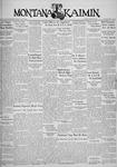 The Montana Kaimin, March 27, 1936