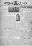 The Montana Kaimin, March 31, 1936
