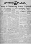 The Montana Kaimin, April 3, 1936