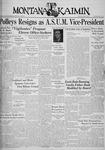 The Montana Kaimin, April 17, 1936