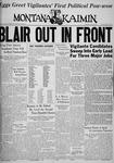 The Montana Kaimin, April 28, 1936