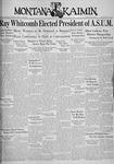 The Montana Kaimin, May 5, 1936