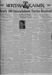 The Montana Kaimin, May 8, 1936