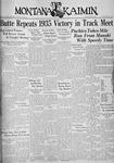 The Montana Kaimin, May 15, 1936