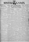 The Montana Kaimin, May 22, 1936