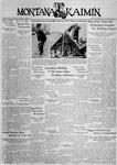 The Montana Kaimin, October 2, 1936