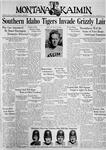 The Montana Kaimin, October 9, 1936