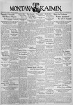 The Montana Kaimin, October 13, 1936