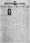 The Montana Kaimin, October 23, 1936