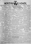 The Montana Kaimin, October 30, 1936