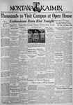 The Montana Kaimin, November 13, 1936