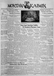 The Montana Kaimin, November 20, 1936