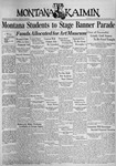 The Montana Kaimin, November 25, 1936