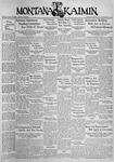 The Montana Kaimin, December 1, 1936