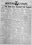 The Montana Kaimin, December 4, 1936