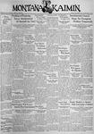 The Montana Kaimin, December 8, 1936