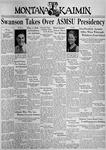 The Montana Kaimin, December 11, 1936