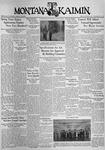 The Montana Kaimin, January 29, 1937