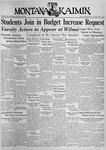 The Montana Kaimin, February 12, 1937