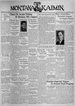 The Montana Kaimin, February 19, 1937