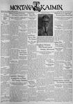 The Montana Kaimin, March 5, 1937