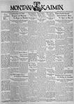 The Montana Kaimin, March 12, 1937