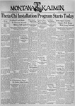 The Montana Kaimin, March 26, 1937