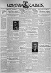 The Montana Kaimin, April 2, 1937