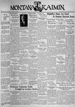 The Montana Kaimin, April 6, 1937