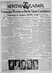 The Montana Kaimin, April 13, 1937
