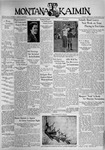 The Montana Kaimin, April 20, 1937