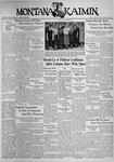 The Montana Kaimin, April 23, 1937