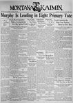 The Montana Kaimin, April 27, 1937