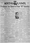 The Montana Kaimin, April 30, 1937
