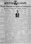 The Montana Kaimin, May 7, 1937