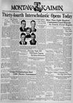 The Montana Kaimin, May 12, 1937